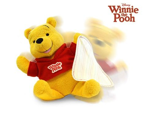 Win 10 x Jiggle With Me Pooh sweepstakes
