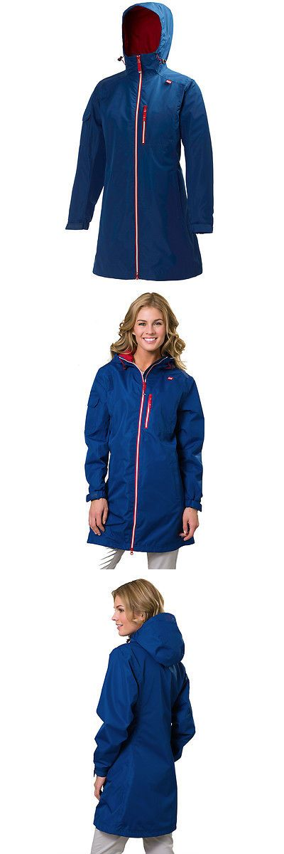 Jackets and Vests 59285: Helly Hansen 2016 Womens Long Belfast Jacket - 55964 -> BUY IT NOW ONLY: $160.0 on eBay!