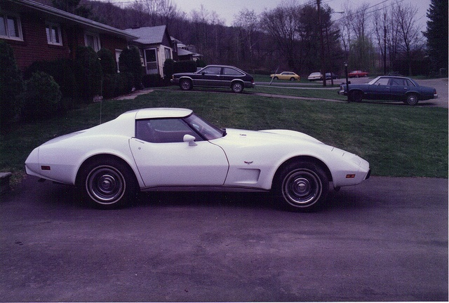 My 77' Corvette!