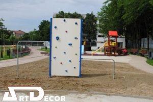 Panou pentru escalada ideal pentru parcuri, locuri de joaca si spatii special amenajate pentru agrement.Art Decor