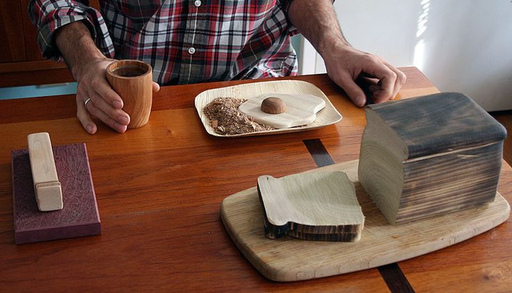 moran woodworked #furniture breakfast (look closely). #chs #pinterest