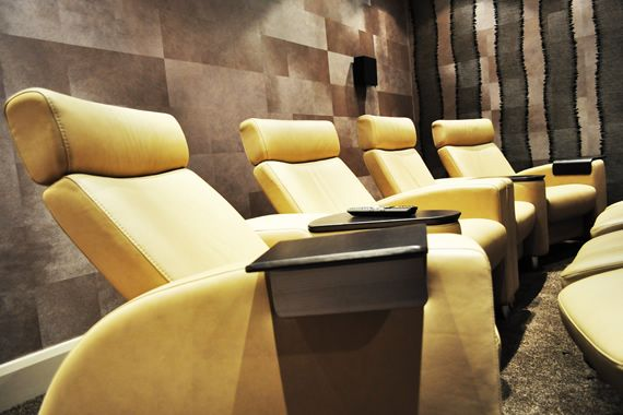 Creative Home Cinema - Specialists in home cinema design, installation and integrated home solutions - Creative Gallery - 3D Cinema room
