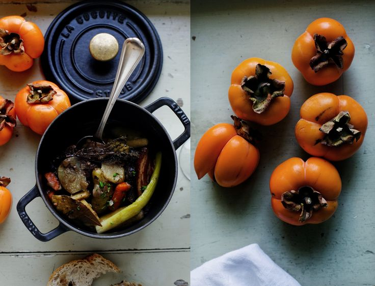 A French Thanksgiving - with Staub - Beef Stew in a Cocotte by Manger