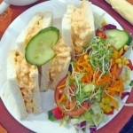How to Make Prawn Sandwich English/Urdu Recipe