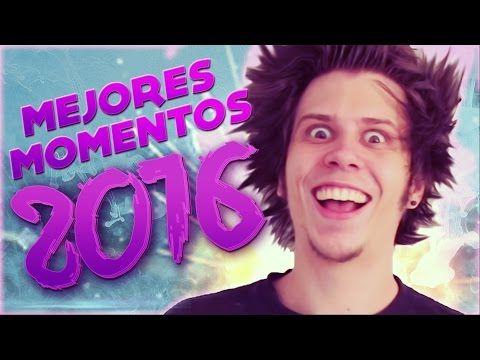 MEJORES MOMENTOS DE RUBIUS 2016 - YouTube