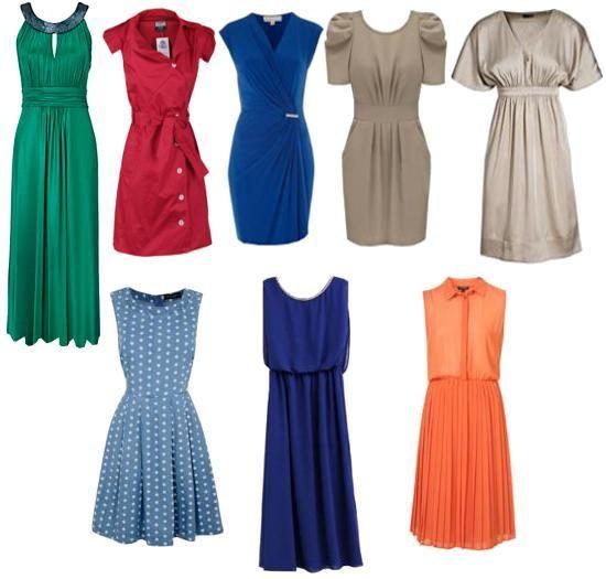 Платья для типа фигуры прямоугольник фото