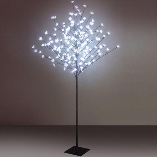 LED-Baum-Stehleuchte-Eventbeleuchtung-Innen-Aussen-dekorativ-Lampe-Leuchte-Neu   EUR 66,90