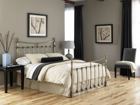 #headboard #headboardideas #headboardforbeds #bedframe The Leighton Bed | Luxurious Beds and Linens Ltd.