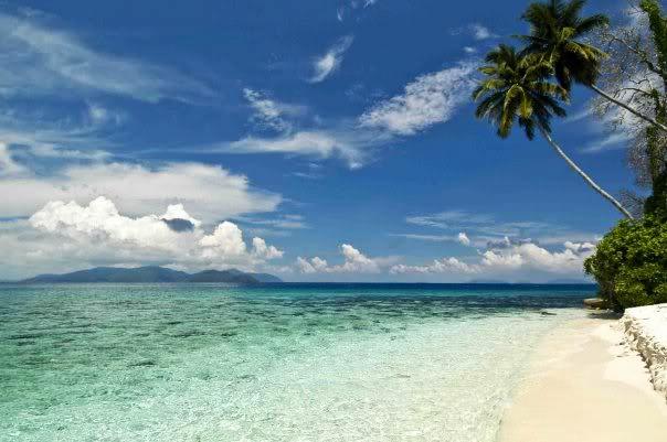 hidden paradise in Anambas Island