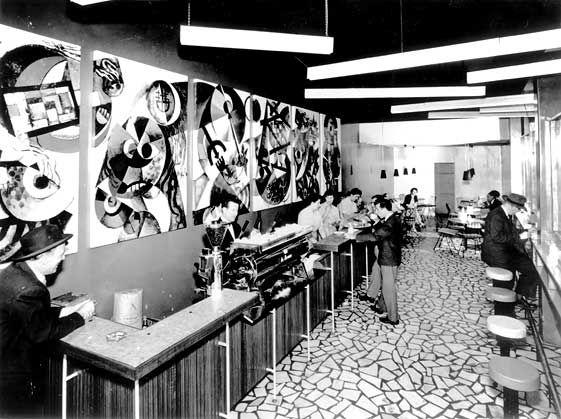 Legend Cafe, Melbourne 50s