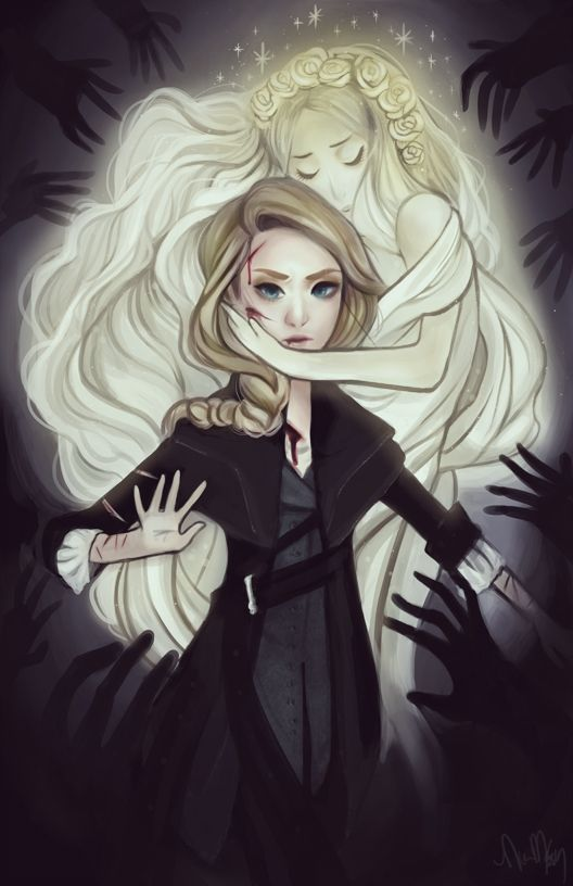 Image result for throne of glass fan art