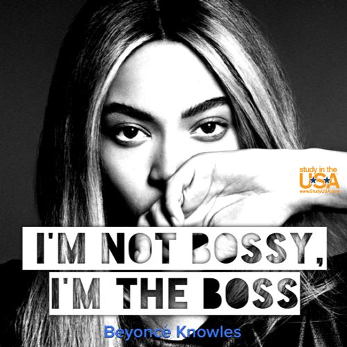 Beyonce and her promotion of feminism through her music