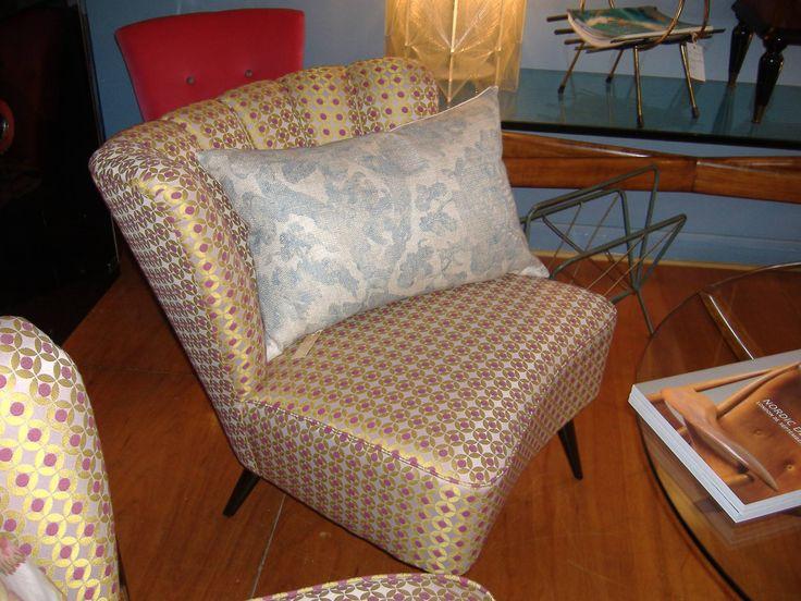Zoffany fabric Cushion 40x60cm by Patsy harris