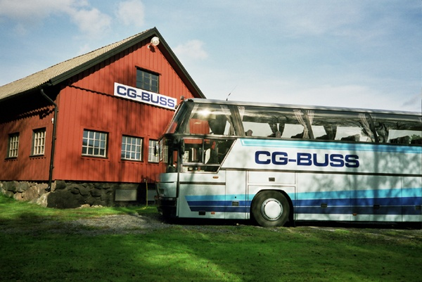CG-Buss - Bus rental