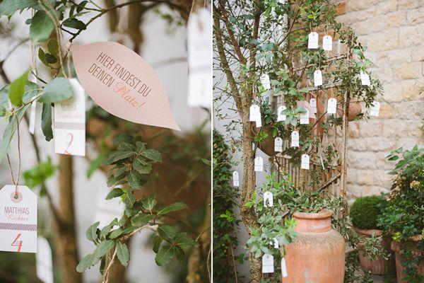 Dekokonzept für eine Hochzeit Festlicher Herbst15