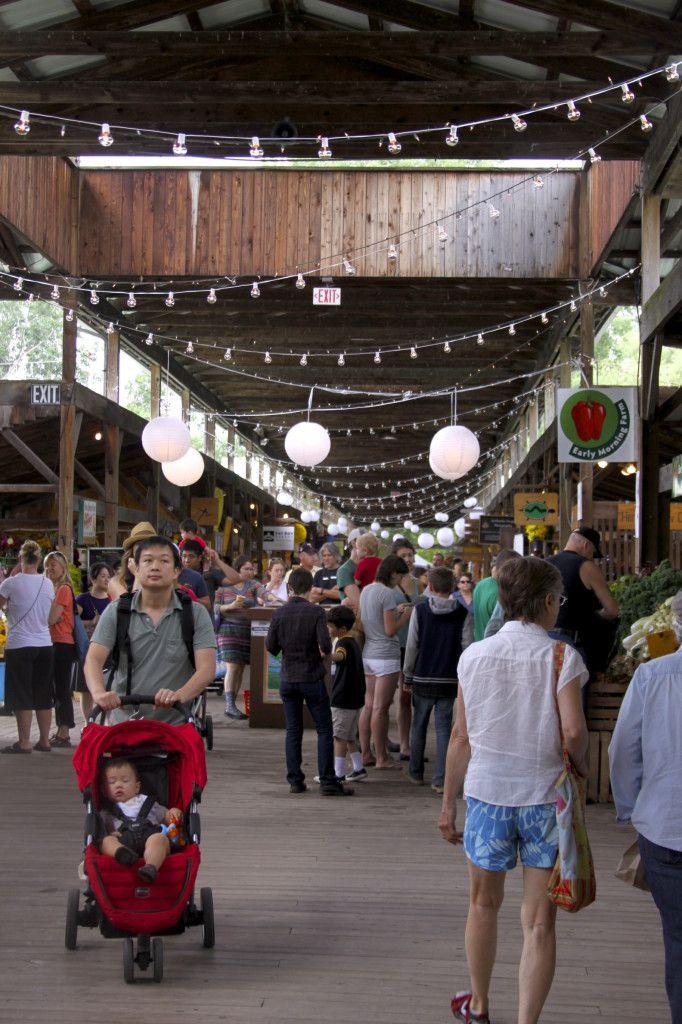 Farmer's Market - Ithaca New York