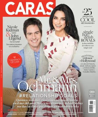 Revistas PDF En Español: Revista Caras México - Febrero 2017 - PDF True