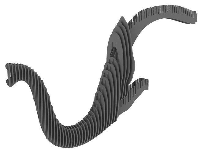 cabeza de elefante modelo 3d max obj dxf 6