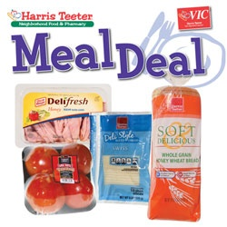 This week's meal deal: Enjoy a great meal on us for $7.99!