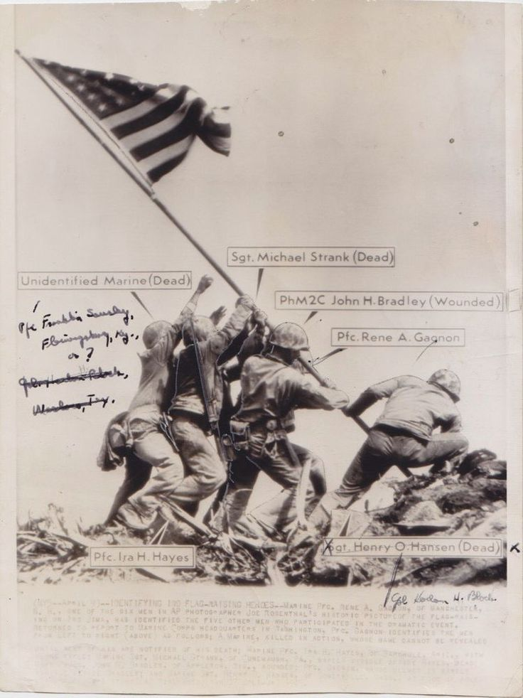 an analysis of the war image old glory goes up on mt suribachi The flag was up old glory,  pacific breeze atop mt suribachi,  and plastered cities across the country with the image, kicking off the seventh war bond .