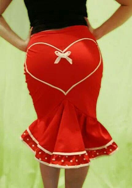 Perfect pin up skirt