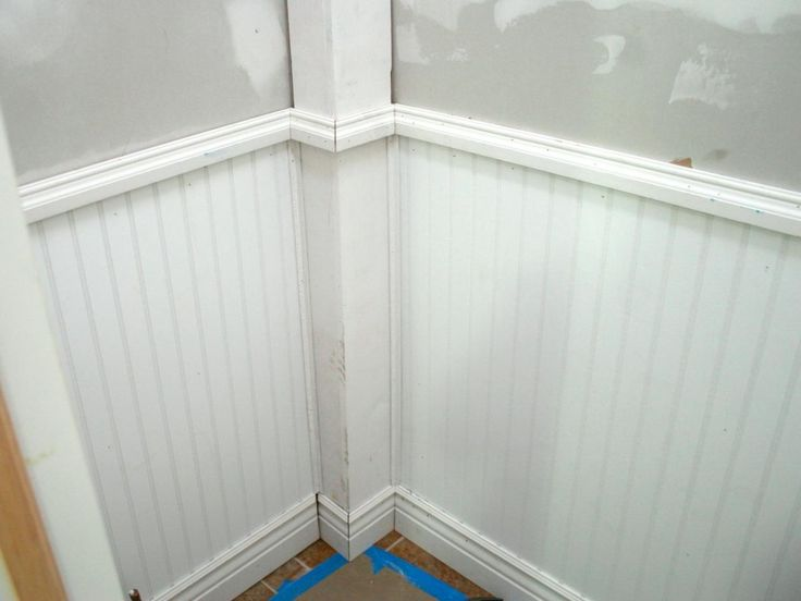 Image of: Waterproof beadboard panels