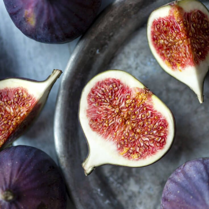 Figs Nutrition: Anticancer, Fiber-Rich