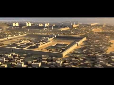 TEBAS, RECREACION DE LA ANTIGUA CAPITAL DE EGIPTO     Recreación de la antigua capital de Egipto, viendo su evolución desde tiempos de Hatshepsut y Tutmosis III al gran Ramses II.