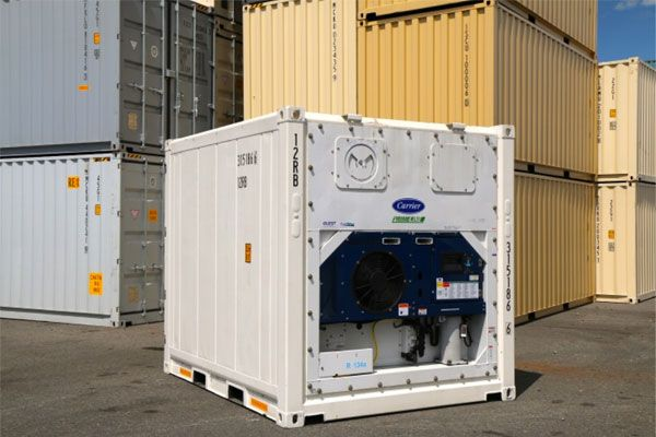 Refrigerated Storage Containers Auburn Wa Seattle