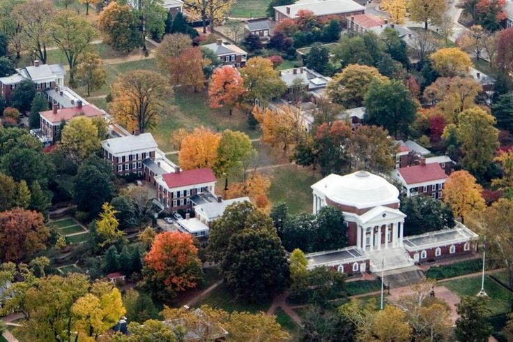 Jefferson's Masterpiece | The University of Virginia