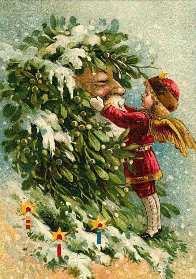 Ретро фото открыток к новому году, рабочим