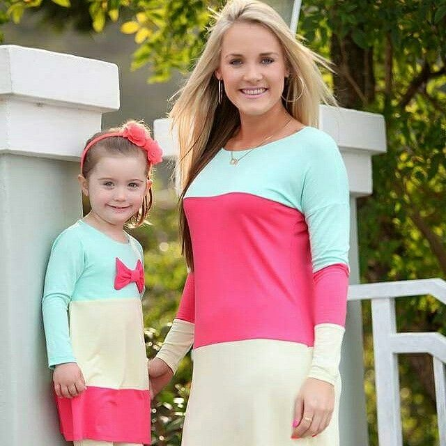 Mommy and Me Range by Love and Lace - Contact us : loveandlaceamh@gmail.com
