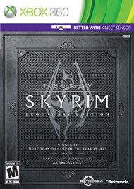 Boxshot: The Elder Scrolls V Skyrim Legendary Edition by Bethesda Softworks