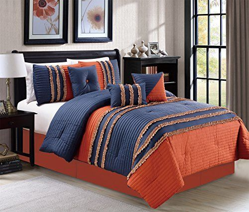 Best 25 Blue Orange Bedrooms Ideas Only On Pinterest Orange Master Bedroom Furniture Orange