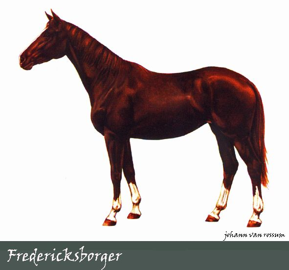 Fredericksborger
