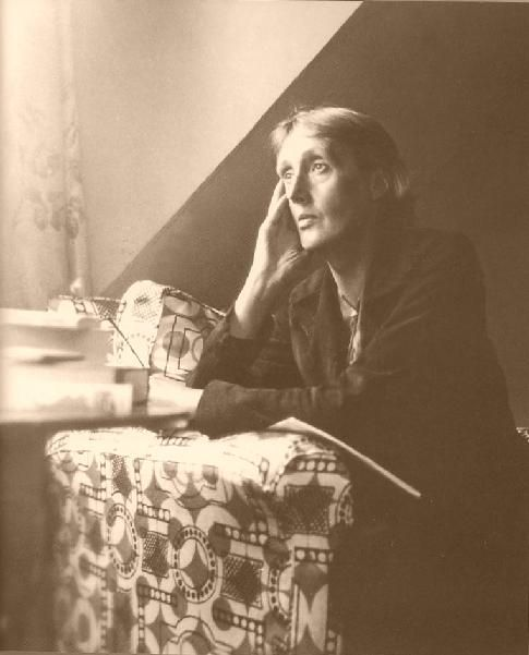 virginia woolf - the death of the moth thesis