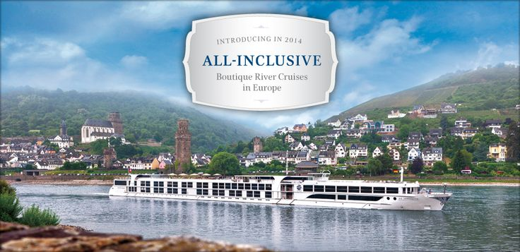 "Voted #1 ""Best River Cruise Line"" 