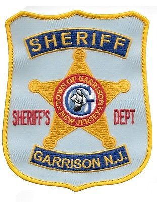 Garrison-Sheriff-s-Department-NJ-prop-police-sheriff-patch-from-Cop-Land-Copl