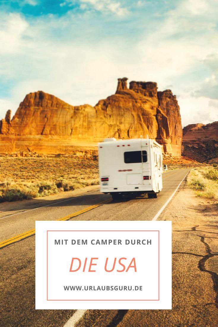 Die besten Plätze in den USA, um alleine zu reisen