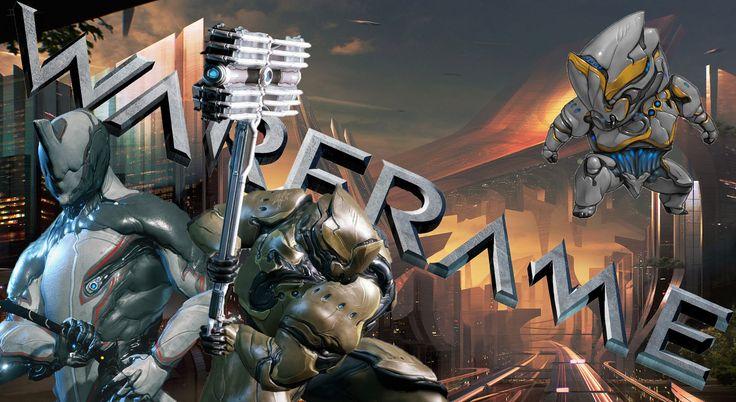 Warframe - Команда мечты (Гендальф, Милка, Воин Ваномаса и Маасонвел)