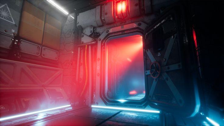 VR Horror Corridor in Space! Build Your VR game with #unrealengine4 https://www.unrealengine.com/marketplace/pro-tek-sci-fi-pbr-vr-horror-corridor-in-space?utm_campaign=crowdfire&utm_content=crowdfire&utm_medium=social&utm_source=pinterest #deepspace #space #indiedev #indiegame #3dart #unrealengine #unreal #gamedev #dankmemes #unrealasset #screenshot #vr #cyborg #shoutout #game #assets