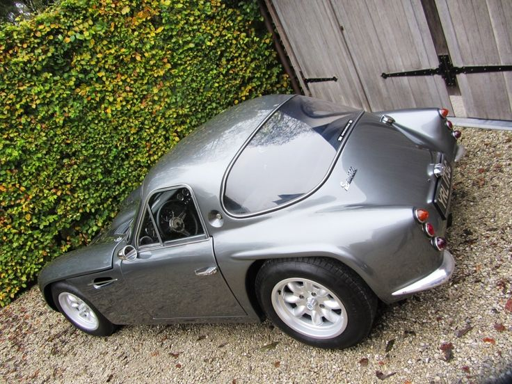 1965 TVR Griffith - 200. Probably the best example in the world. | Classic Driver Market