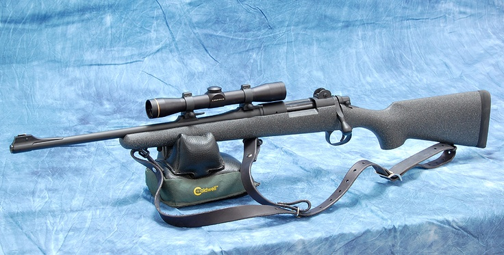 Left-Handed Remington 700 Scout in .308 Winchester | Guns ...