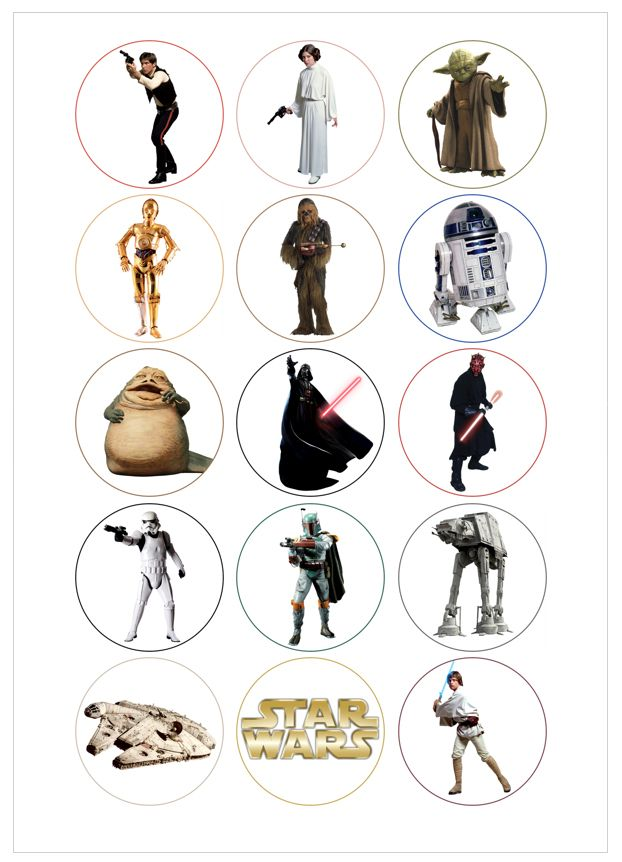 Ver producto: Modelo nº 426: Star Wars