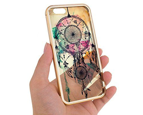cute iphone 4 cases for teenage girls gold iphone 6 dreamcatcher feathers 19695