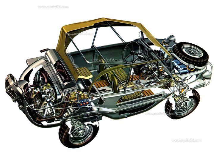 Système de freinage Trw pour Volkswagen 166 sur Mister auto.lu