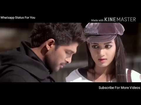 Allu Arjun Sweet Whatsapp Status Video - HD - YouTube