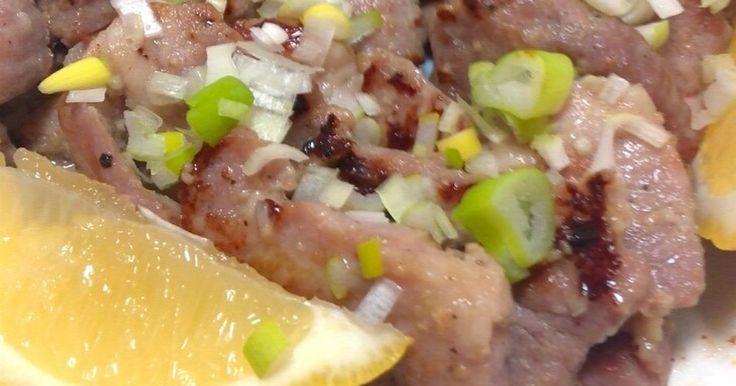 豚バラブロックで♥極上塩トントロ by ★chloe★ [クックパッド] 簡単おいしいみんなのレシピが250万品