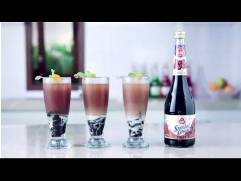 Mocha Milk Tea with Grass Jelly #indonesianfood #videotutorial #ABCspecial grade