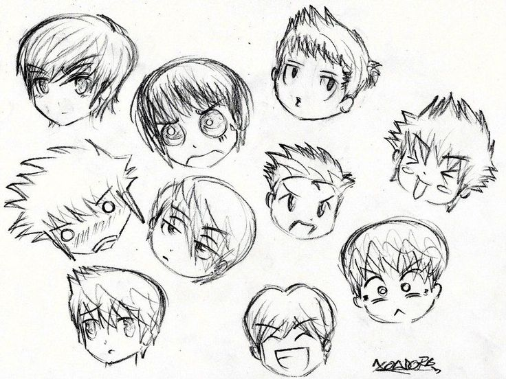 Best 25 Anime Boy Hairstyles Ideas On Pinterest Anime